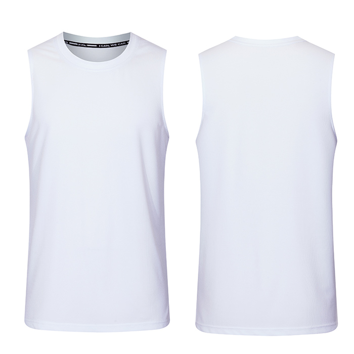 SP-08 Sport Round-Neck Vest - each Custom T-Shirt Printing
