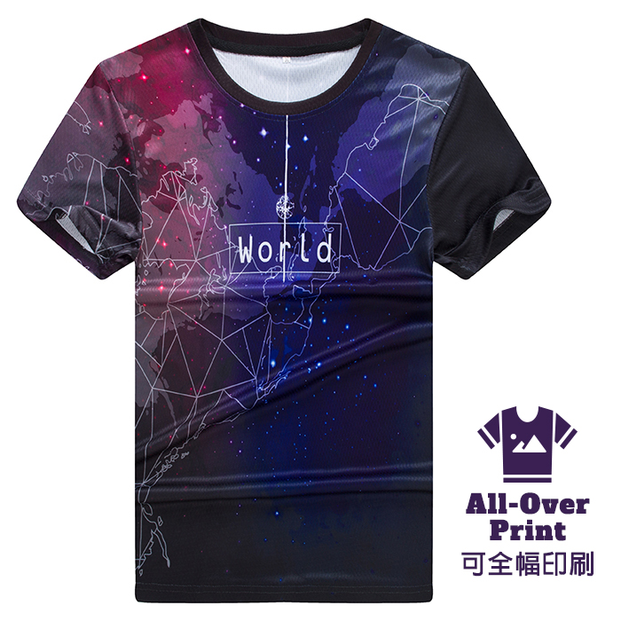 SP-10 Sublimation T-Shirt - each Custom T-Shirt Printing