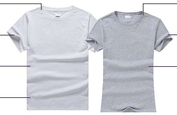 cb56209d6 Gildan Premium Cotton Round-neck T-shirt (Short sleeves ...